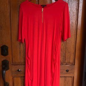 Rachel ZOE Dress (Pea in the Pod)